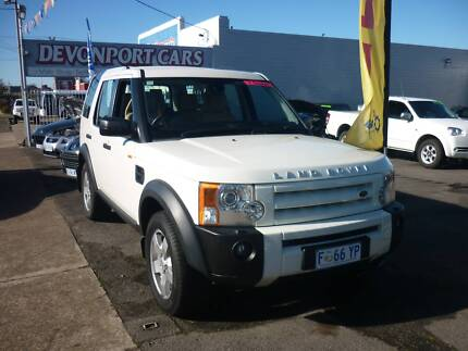 From only $91 p/week on finance* 2005 Land Rover Discovery Wagon.