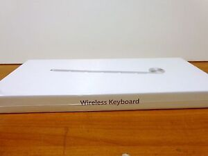 BRAND NEW SEALED ORIGINAL APPLE WIRELESS KEYBOARD FOR $99