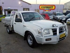 2006 Ford Ranger PJ XL White 5 Speed Manual Cab Chassis North St Marys Penrith Area Preview