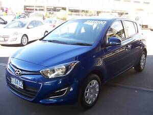 Popular 2015 Hyundai i20 Hatchback Hobart CBD Hobart City Preview