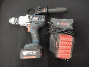 Perceuse a Percussion 18V + Poignée + Chargeur BOSCH / Model HDH181X (i019595)