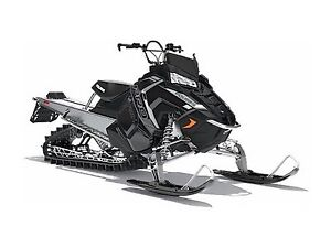 2018 Polaris PRO-RMK 800 Cleanfire 155 Electric 2.6 Series 6