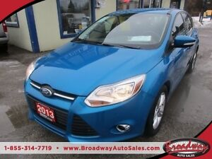2013 Ford Focus FUEL EFFICIENT SE - HATCH EDITION 5 PASSENGER 2.