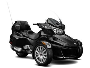 2016 Can-Am Spyder RT 6-Speed Semi-Automatic (SE6)