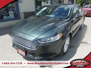 2015 Ford Fusion POWER EQUIPPED SE EDITION 5 PASSENGER 2.5L - DO