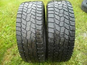 Two  275-55-20 tires $150.00