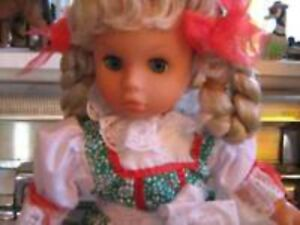 Polish or Ukranian Doll (in box)--Vintage--$25.