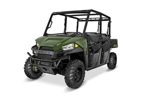 2016 Polaris RANGER Crew 570-4 Sage Green