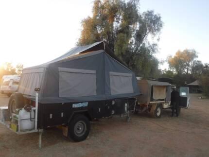 Off Road campervan Leisure Matters for sale