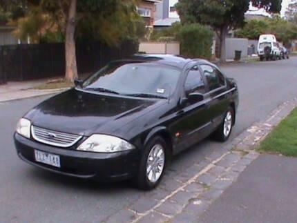 2001 Ford Falcon Sedan