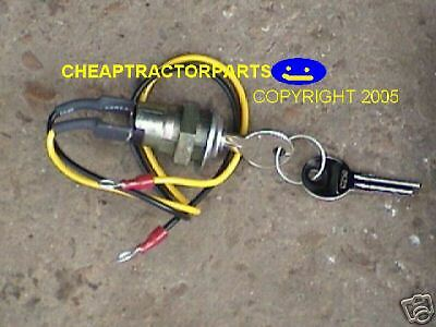 2n 8n 801 4000 Naa 601 800 900 Ford Tractor Engine Ignition Key Switch