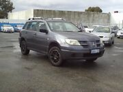 2004 Mitsubishi Outlander Grey Automatic Wagon Embleton Bayswater Area Preview