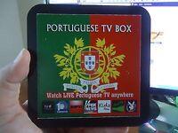 Portuguese tv box 24h streaming