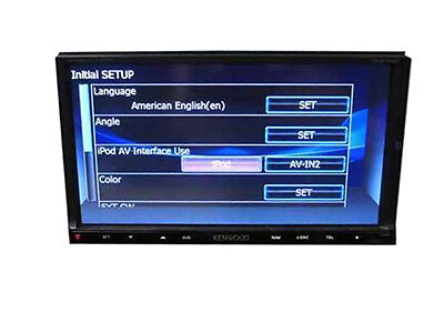 Top 8 In Dash Car GPS Navigation Systems – Kenwood Dnx7160 Wire Diagram
