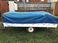 Conway Canterbury DL trailer tent.