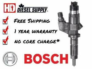 LB7 Duramax Bosch OEM injector HD Diesel Supply