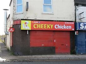 Cheeky Chicken Takeaway - Heywood