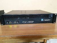 2xPeavey PV 1500 High Power Amps for sale Qsc,yamaha,ev,jbl,sony,samsung