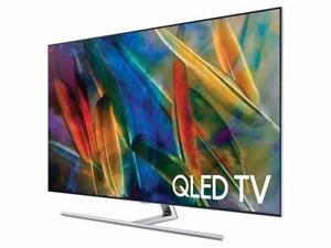 Télévision LED 55'' QLED QN55Q7FAMFXZC Tizen Smart 4K UHD HDR Samsung
