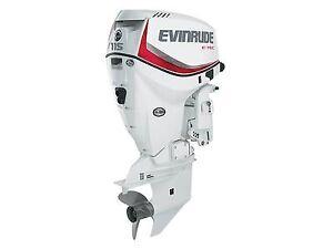 2015 Evinrude V4 115-HP E115DSL