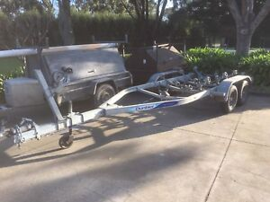 Dunbier boat trailer Clyde Casey Area Preview