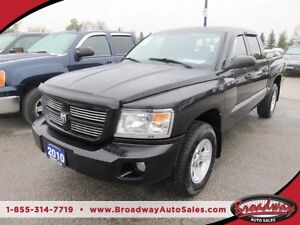 2010 Dodge Dakota 'READY TO WORK' POWER EQUIPPED SXT EDITION 5 P