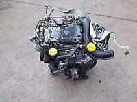 VAUXHALL VIVARO M9R FULL AND COMPLETE ENGINE AND GEARBOX 2007-2012