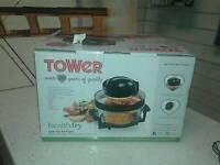 Tower Airwave Low Fat Air Fryer 1300w 17 Litre T14001