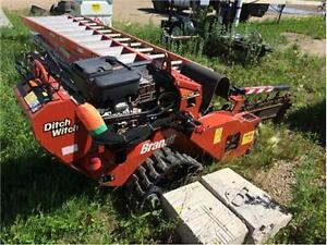 2012 Ditch witch HT16 trencher