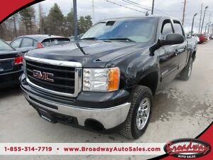 2010 GMC Sierra 1500 READY TO WORK SLE MODEL 6 PASSENGER 4.8L -