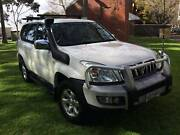 2005 Toyota LandCruiser Prado GXL Turbo Diesel Wagon One Owner College Park Norwood Area Preview
