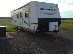 2008 30' summit travel trailer