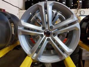 "OEM Volkswagen 18""  Refinished to Glossy Silver City of Toronto Toronto (GTA) Preview"