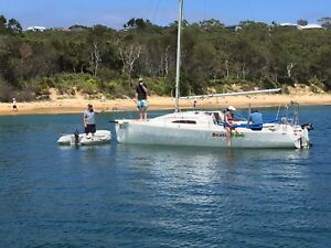 Elliott 770 trailer sailer Menai Sutherland Area Preview