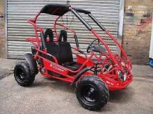 BRAND NEW Fully Assembled BUSH RANGER 200cc GO KART BUGGY ATV Russell Vale Wollongong Area Preview