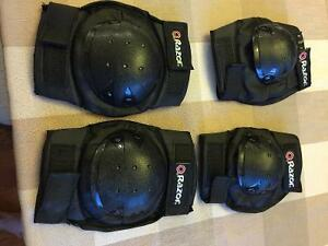 Youth knee and elbow pads