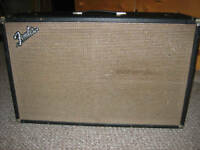 WANTED Empty Fender 2 x 12 cab amp Marshall 1 x 12 cab or amp
