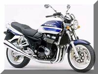 WANTED! Suzuki GSX1400 (2008+)