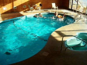 *Akiskinook Resort! 1Br.Condo Pool H Tub*Golf*HikeBike H.Springs
