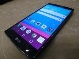 Téléphone cellulaire LG G4 avec vidéotron (i012266)
