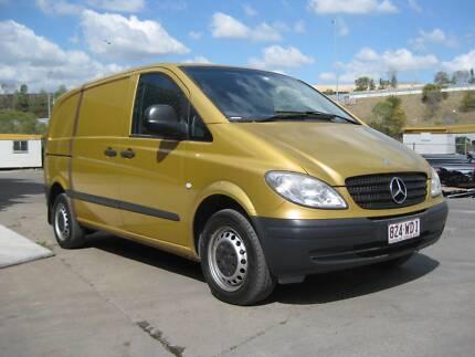 2009 Mercedes-Benz Vito Van