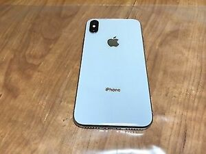 iphone x 64 g silver