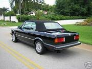 BMW 325i Convertible Top