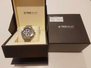 SALE - TAG HEUER FORMULA 1 MENS CALIBRE 16 AUTOMATIC CHRONOGRAPH WATCH