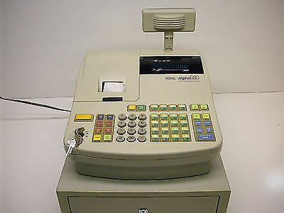 Royal Alpha 580 Cash Management System