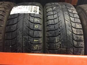 (ATN00208) Michelin X-Ice (Pair) (195/60/15)
