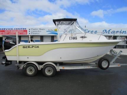 Seafox 216 WA
