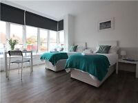 One, two and three bedroom short stay apartments in Bournemouth