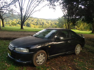 2002 Mitsubishi Lancer coupe Mullumbimby Byron Area Preview