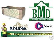 100mm insulation boards ebay for 100mm kingspan floor insulation